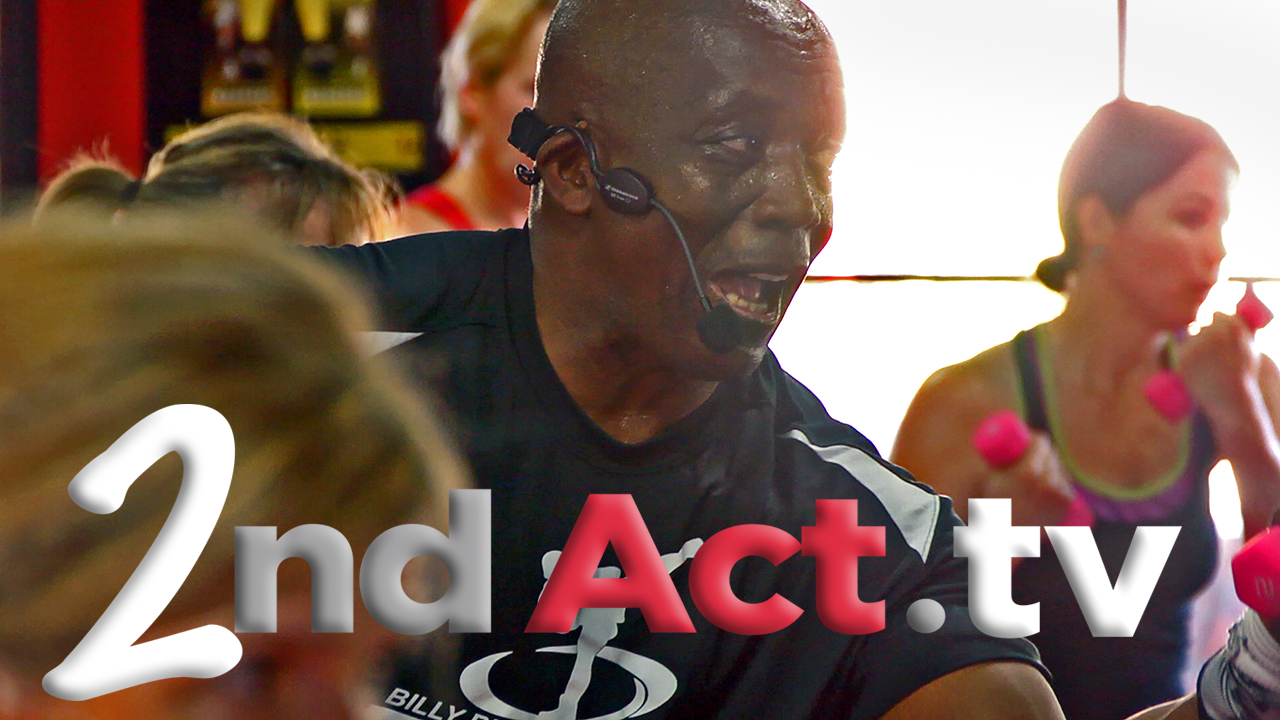 Billy Blanks sits down with 2nd Act