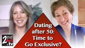 When do you go from dating to exclusive